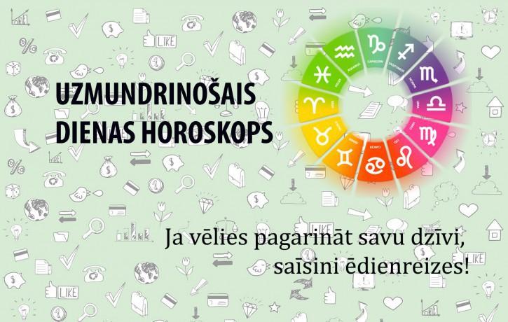 Horoskopi veiksmīgai dienai 5. jūnijam