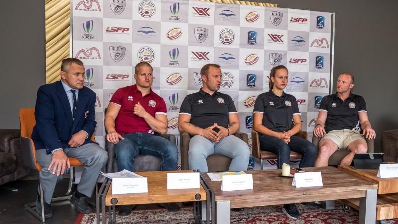 Latvijas regbija-7 izlase pirmajā sabraukumā uzsvaru liks uz jaunajiem spēlētājiem
