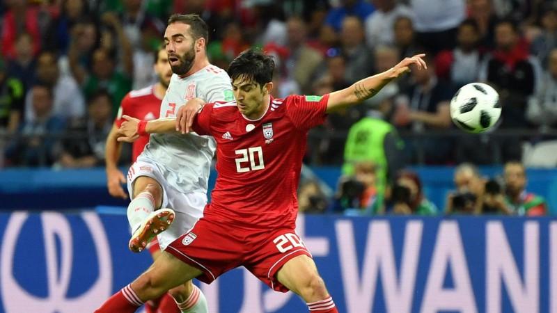 """Karvahals: """"Nedomāju, ka Irāna spēlēja futbolu"""""""