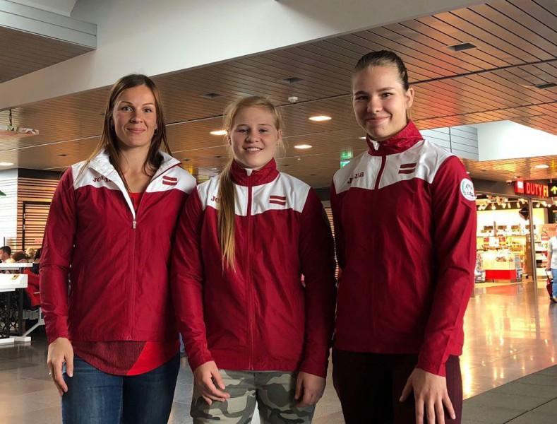 Cīkstone Antipova sasniedz pasaules junioru čempionāta ceturtdaļfinālu