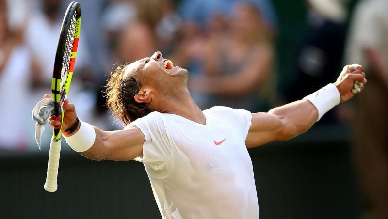 Nadals pirmoreiz kopš 2011. gada sasniedz Vimbldonas ceturtdaļfinālu