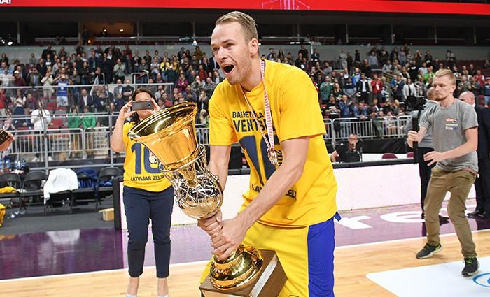 """""""Ventspils"""" nonāk vienā grupā ar Francijas un Polijas čempioniem"""