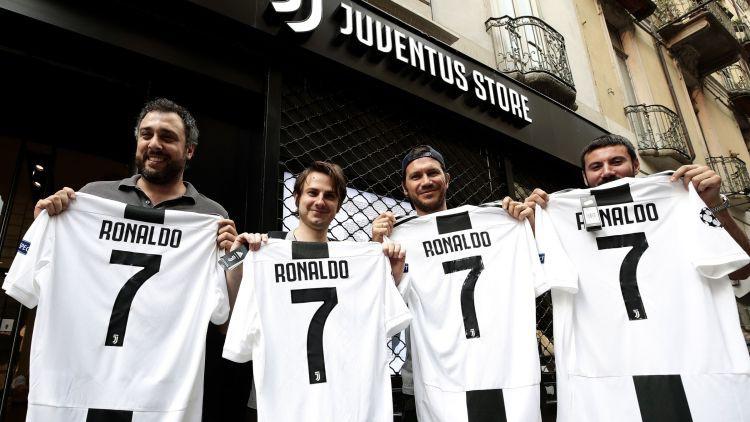 """Allegri: """"Ronaldu ierašanās pacels """"Juventus"""" nākamajā līmenī"""""""