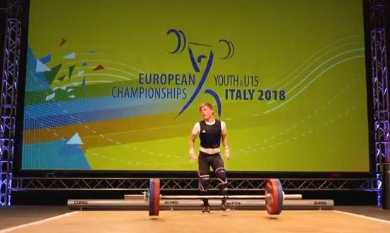 Svarcēlājam Prokofjevam septītā vieta U15 Eiropas čempionātā