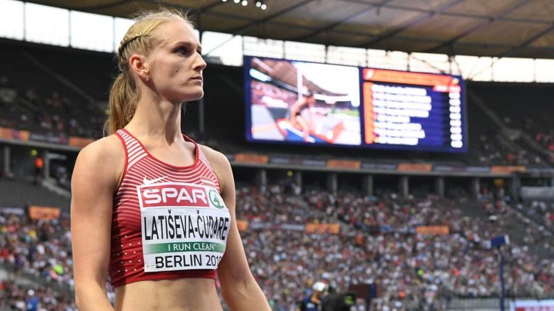 """Latiševa-Čudare: """"Būtu bijis labāk, ja man būtu bijuši dzinējsuņi no abām pusēm"""""""