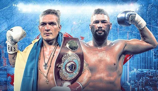 Usiks un Beljū cīnīsies 10. novembrī Londonā
