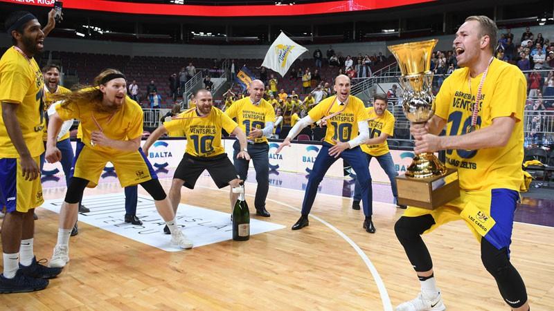Latvijas-Igaunijas līgai būs ģenerālsponsors, atklāšanas mačā tiksies čempioni