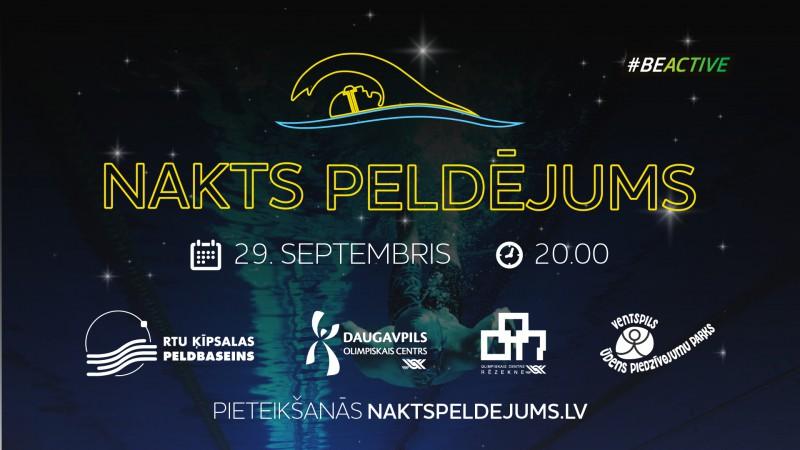Par godu Latvijas simtgadei notiks mēģinājums pārspēt Ginesa rekordu 100x100 metru peldējumā