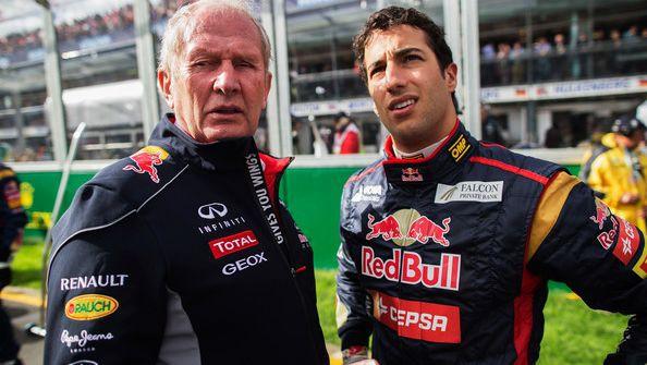 """Marko: """"Nabaga Rikjardo, viņam vēl divus gadus būs jābrauc ar """"Renault"""" motoriem"""""""