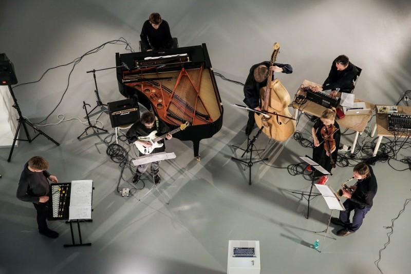 Festivāla ARĒNA īpašie viesi – Kymatic Ensemble no Krievijas