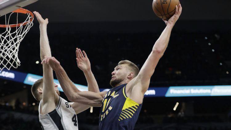 """Bertānam septiņi punkti """"Spurs"""" sakāvē, Kurucs izlaidīs arī nākamo spēli"""