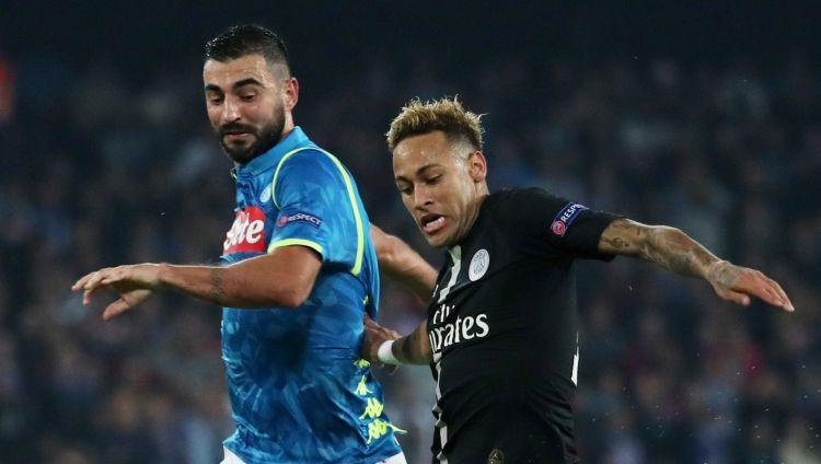 """""""Atletico"""" pārliecinoši aptur Dortmundi, """"Napoli"""" un PSG cīnās neizšķirti"""