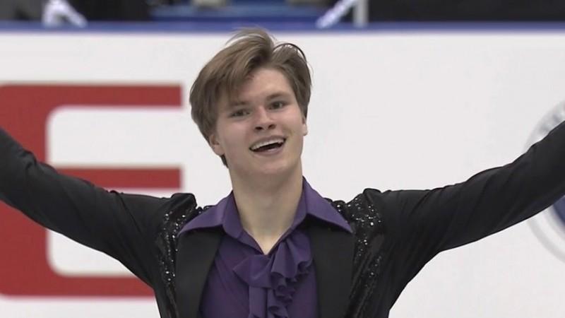 """Vasiļjevam personīgais rekords Grenobles """"Grand Prix"""" īsajā daļā"""