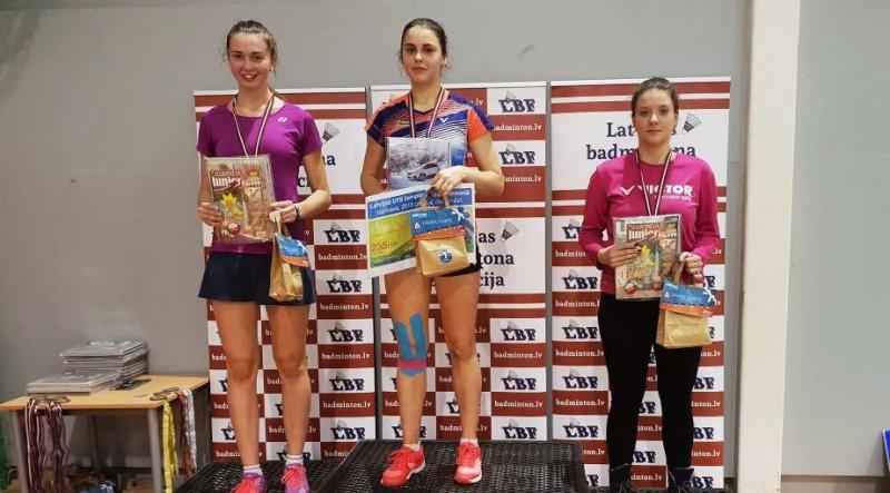 Berga kļūst par 2018. gada absolūto Latvijas junioru U19 čempioni
