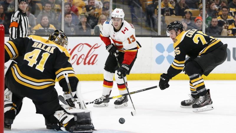 Gudro atzīts par aizvadītās nedēļas NHL spožāko zvaigzni