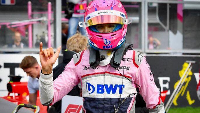 """Okons: """"Gribu būt F1 čempions"""""""