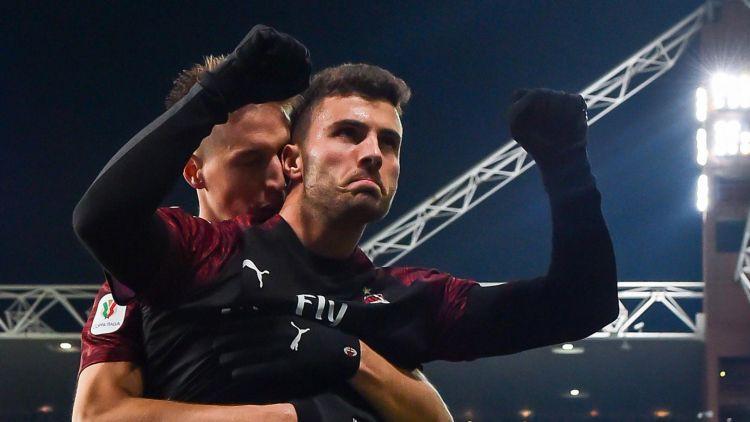 """""""Juventus"""" un """"Lazio"""" droši sasniedz kausa 1/4 finālu, """"Milan"""" uzvar papildlaikā"""