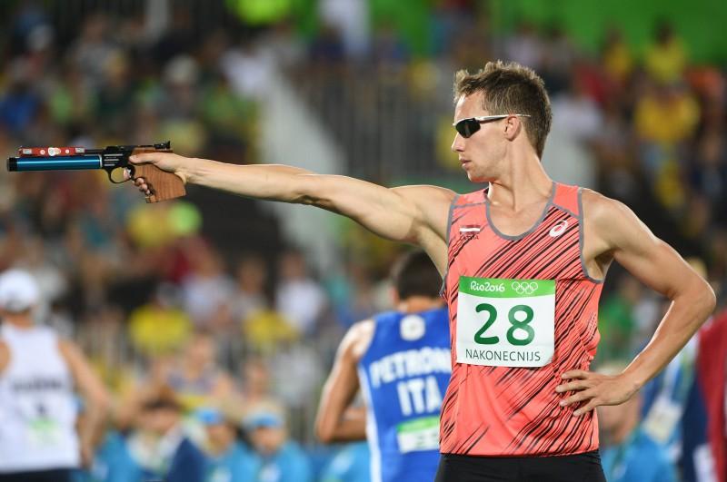 Latvijas modernās pieccīņas sportisti nekvalificējas pasaules čempionāta finālam