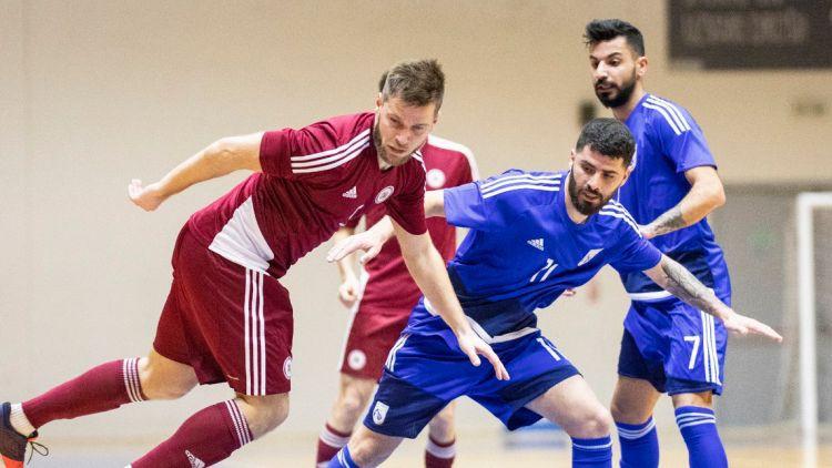 Kipra ar 11 gūtiem vārtiem apgrūtina Latvijas uzdevumu mačā pret Angliju