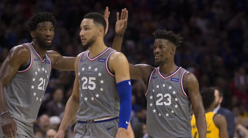 """Filadelfijas """"76ers"""" ģenerālmenedžeris: """"Tagad esam spējīgi cīnīties par NBA titulu"""""""