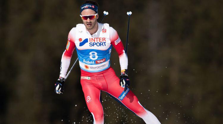 Holunss triumfē slēpošanas maratonā, Bikše iegūst 57. vietu