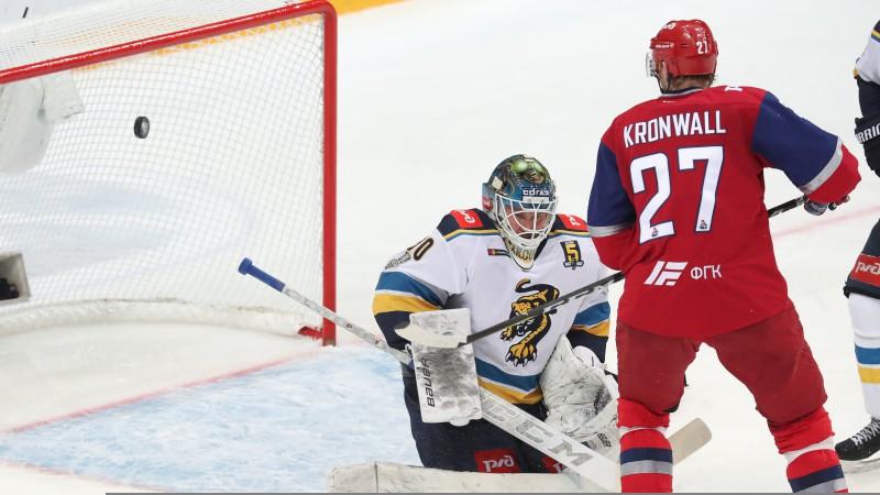 ''Lokomotiv'' rezultatīvākajam ''play-off'' aizsargam sezona beigusies