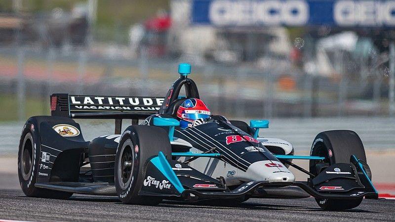"""Herta kļūst par visu laiku jaunāko """"IndyCar"""" sacīkšu uzvarētāju"""