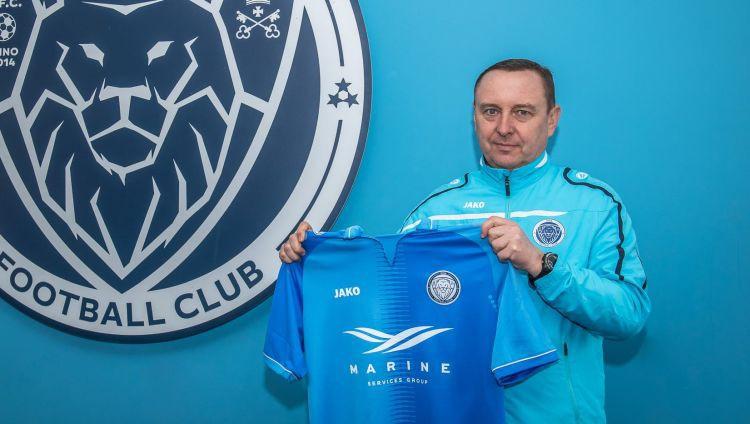 """Oficiāli: par čempiones """"Riga"""" galveno treneri kļūst Kubarevs"""