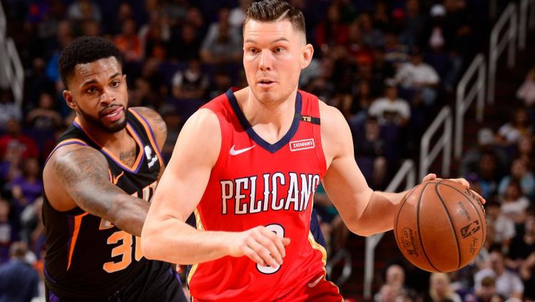 """""""Pelicans"""" atlaidusi Dairi Bertānu, latvietim jauns galamērķis"""