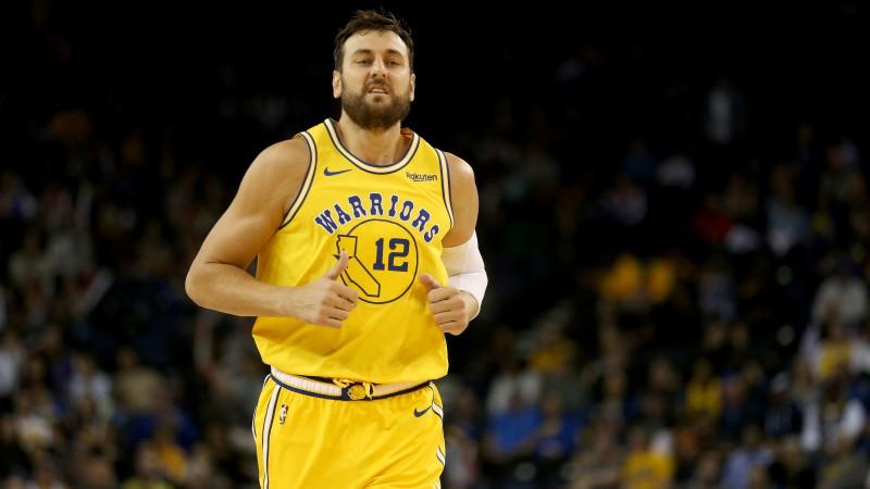 """""""Warriors"""" centrs Boguts pēc """"play-off"""" beigām nepaliks NBA un atgriezīsies Austrālijā"""