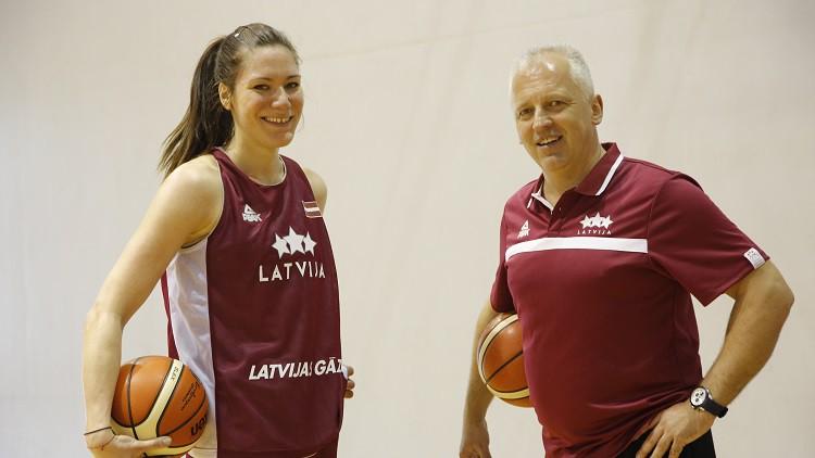 """Latvija 15. vietā """"Women`s EuroBasket"""" spēka rangā, Spānija tikai ceturtā"""