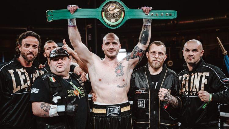 Briedis sparingo ar līdz šim nepieveikto WBC starptautisko čempionu
