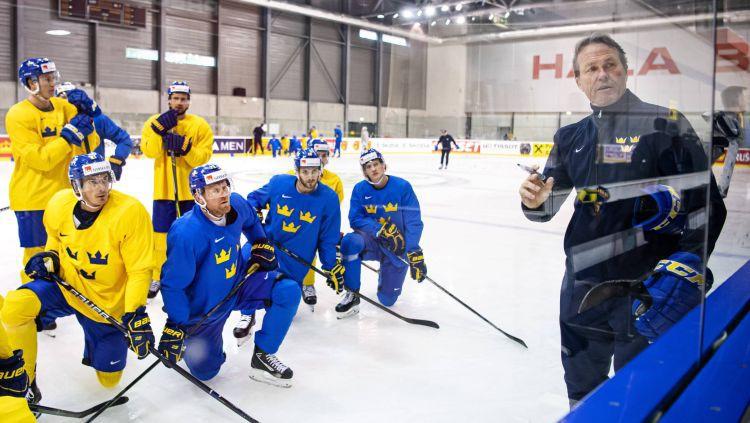 Par Zviedrijas treneri apstiprināts bijušais Ozoliņa komandas biedrs Garpenlēvs