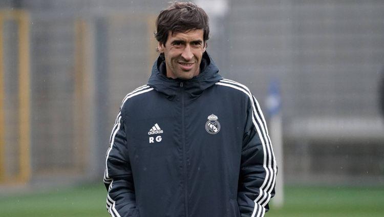 """Leģendārais Rauls trenēs Madrides """"Real"""" otro komandu"""