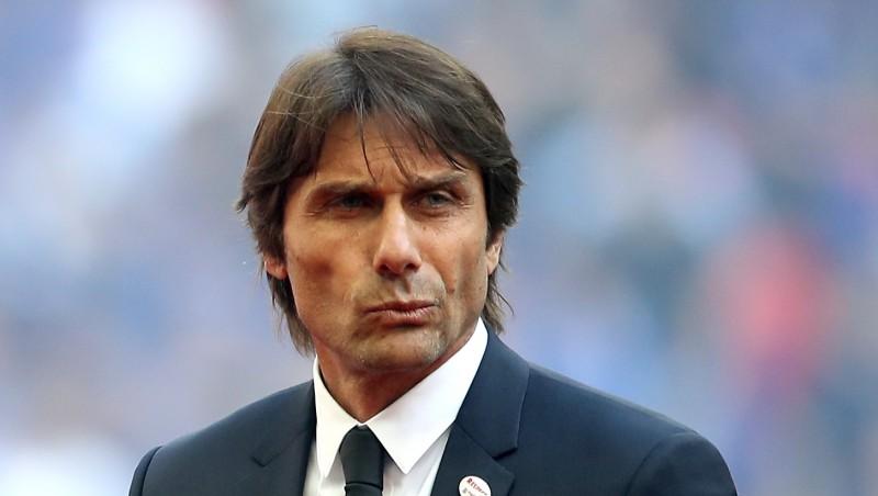 """Galva, sirds un kājas. Milānas """"Inter"""" oficiāli ieceļ Konti galvenā trenera amatā"""