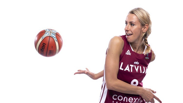 Sirds un 23 gadi valstsvienībā: Gunta Baško aicina uz atvadu spēli