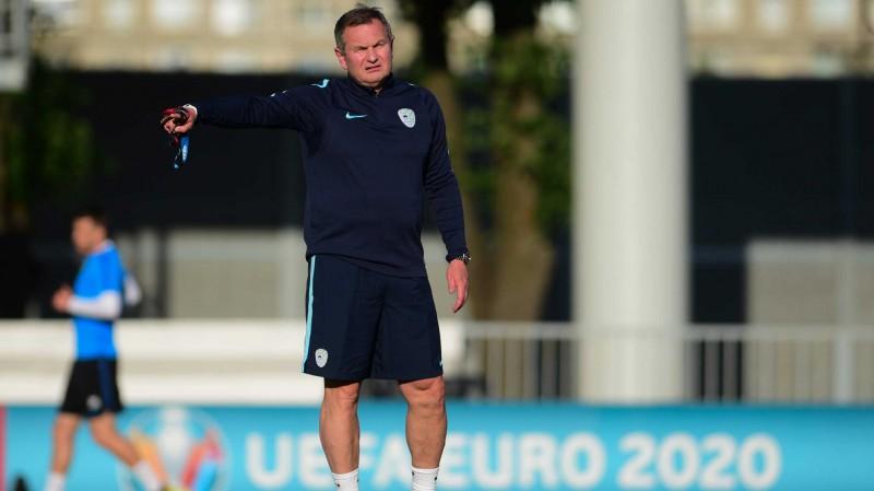 """Slovēnijas treneris Keks: """"Justu papildus motivāciju, ja šobrīd būtu Slavišas vietā"""""""