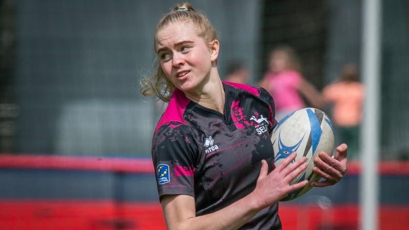 Latvijas sieviešu regbija izlase vēlas uzvarēt Eiropas čempionāta divīzijā