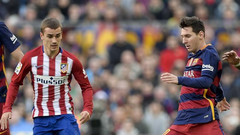 """""""Atletico"""" vadītājs paziņo, ka Grīzmans dosies uz Barselonu"""