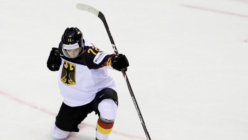 """""""Penguins"""" veic maiņas darījumu un tiek pie Vācijas izlases uzbrucēja"""