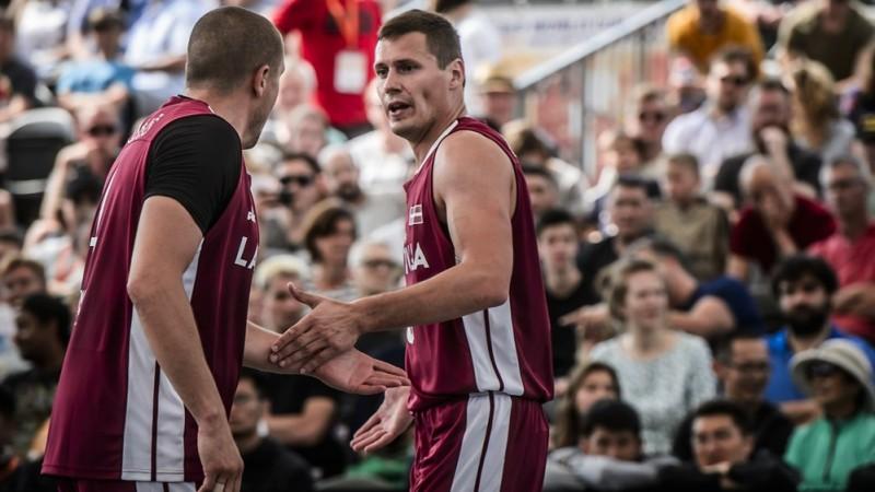"""Riga Ghetto Basket"" Pasaules tūres finālā apstājas pusfinālā"