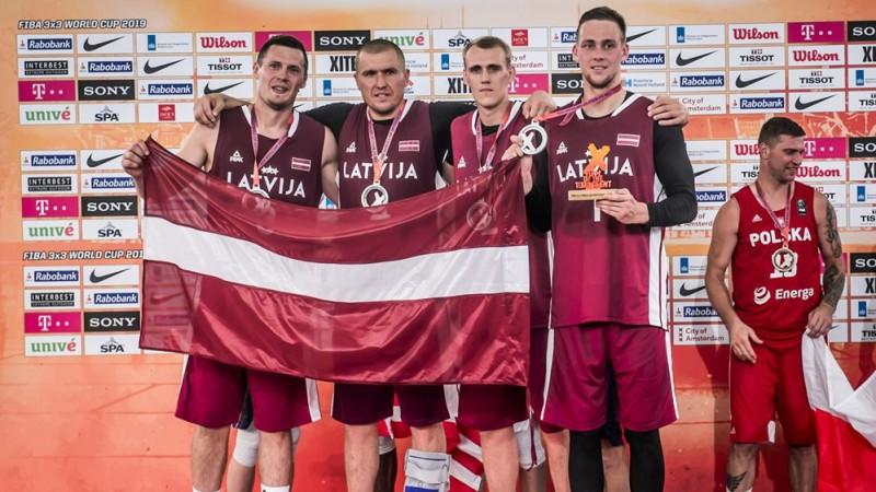 Koronavīrusa dēļ Indijā nenotiks 3x3 basketbola olimpiskās kvalifikācijas turnīrs