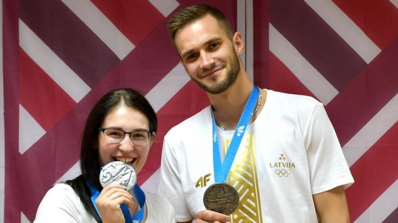 """Strautmanis: """"Gribu startēt ne tikai vienās olimpiskajās spēlēs, bet vairākās"""""""