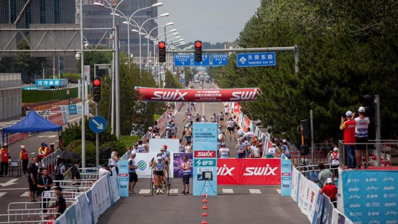 Vīgantam Pekinā 13. vieta PK posma rollerslēpošanā sacensībās ar masu startu