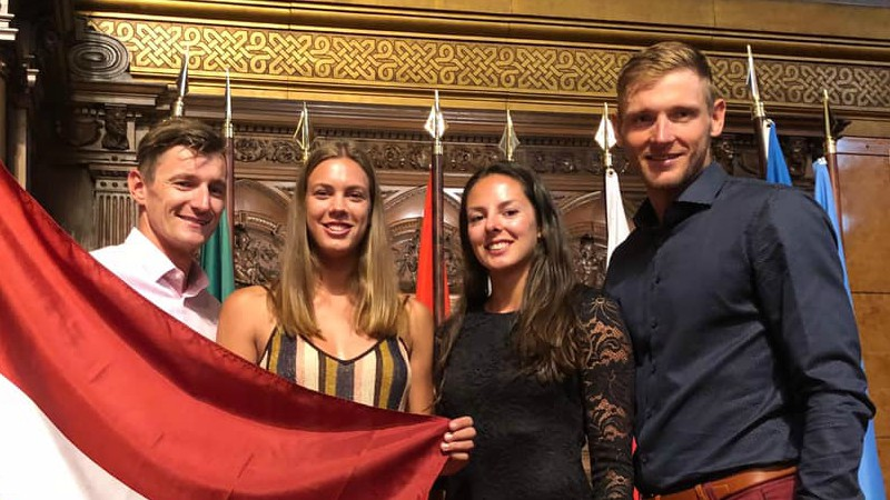 Latvijas vadošie dueti gada pirmajā 5* posmā sāks ar kvalifikāciju