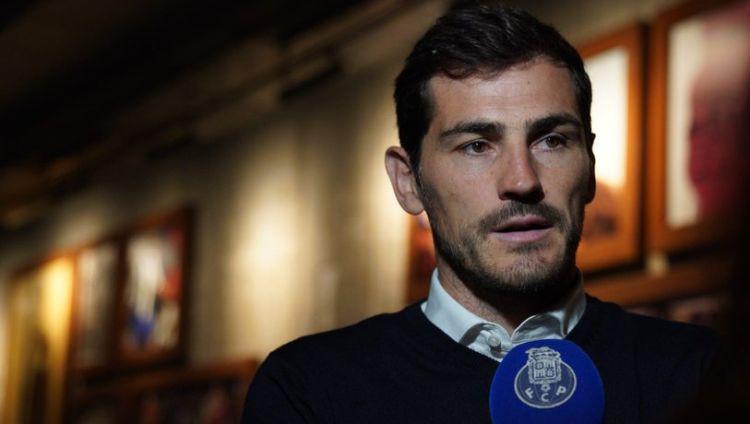 """Kasiljass pēc pārciestās sirdstriekas strādās """"Porto"""" kluba vadībā"""