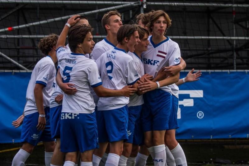 """""""Mettas"""" U16 komanda izcīna sudrabu starptautiskajā """"Gothia Cup"""" turnīrā"""