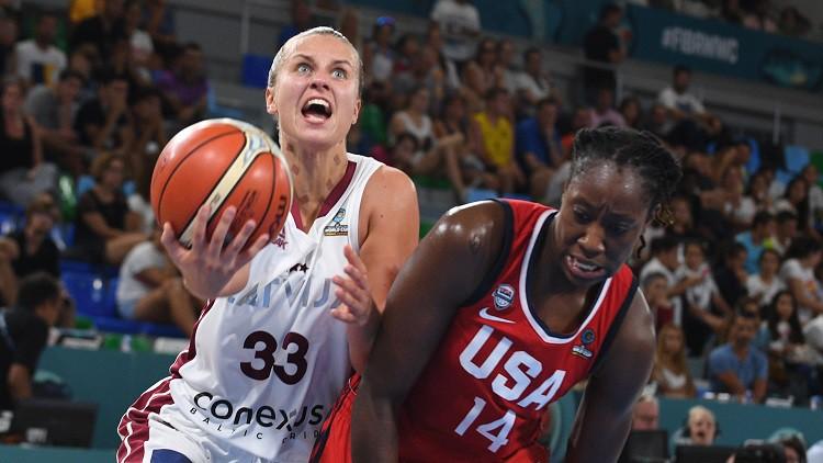 Laksa vēsturiskā draftā pievienojas trīskārtējai WNBA čempionei