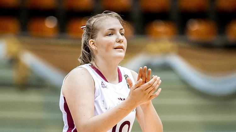 Melderei un Motei divatā 35 punkti, Latvijai ceturtā uzvara Pasaules U19 kausā