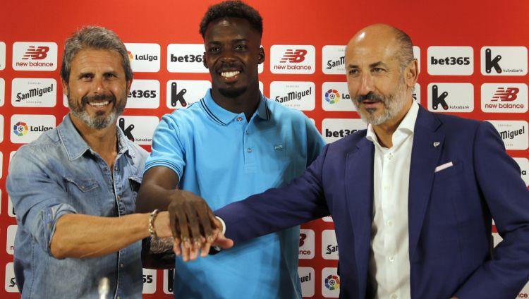"""Viljamss noslēdz deviņus gadus ilgu līgumu ar Bilbao """"Athletic"""""""